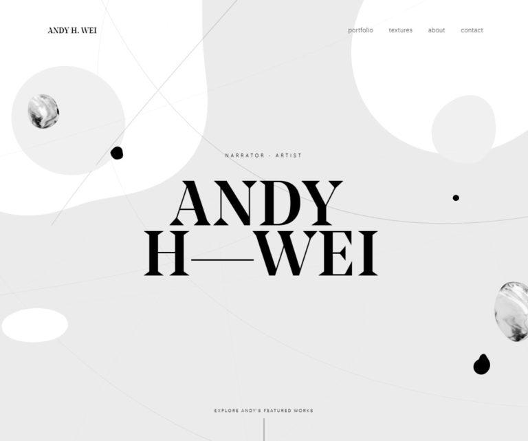 Andy Wei | Maker - Artis