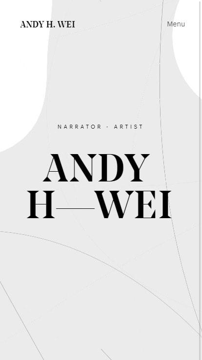 Andy Wei | Maker - Artis