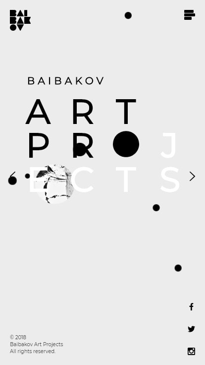 Baibakov Art Projects