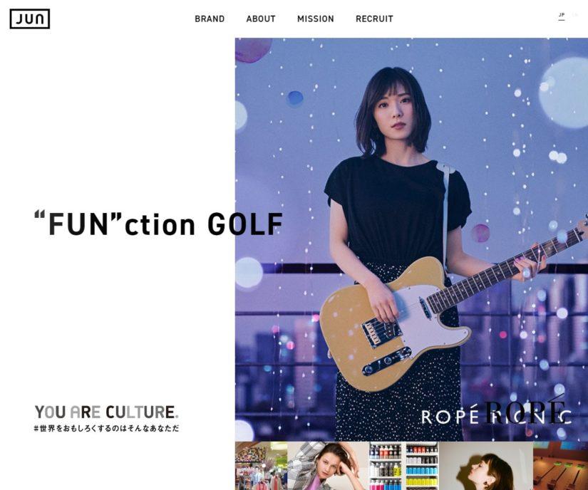 JUN Co.,LTD. | ジュングループ公式サイト
