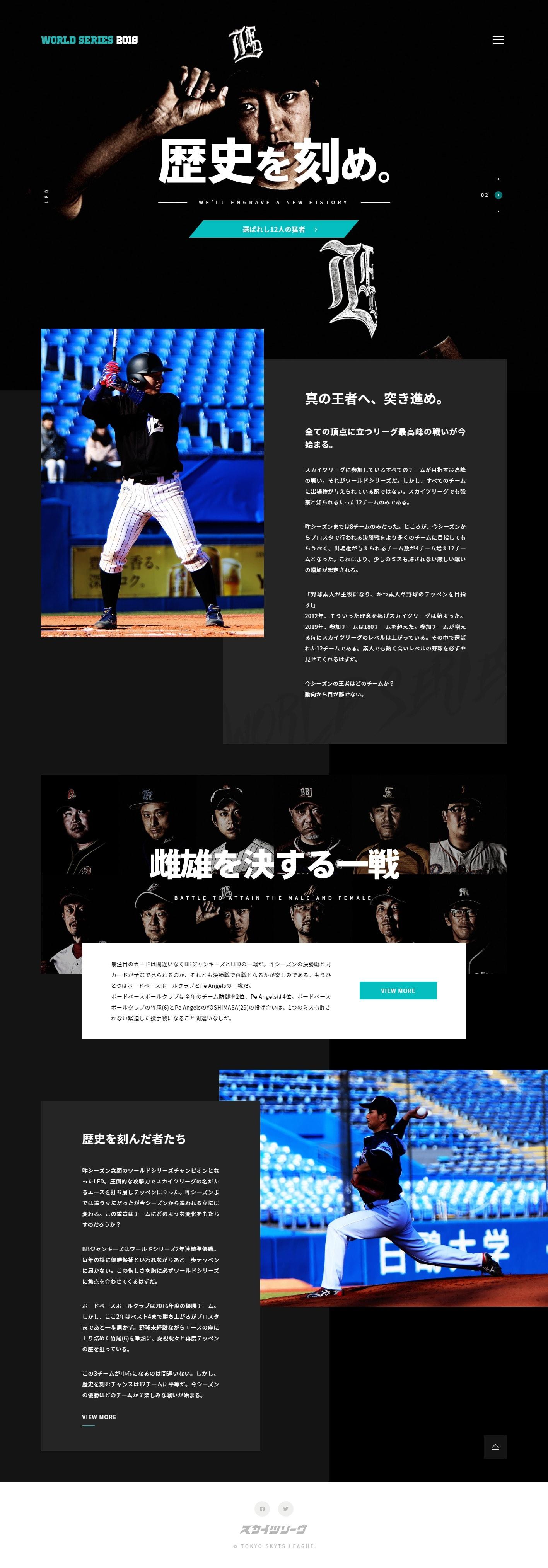 草野球ワールドシリーズ2019