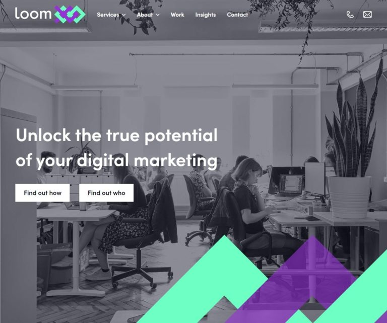 Digital Marketing Agency Bristol | Loom Digital