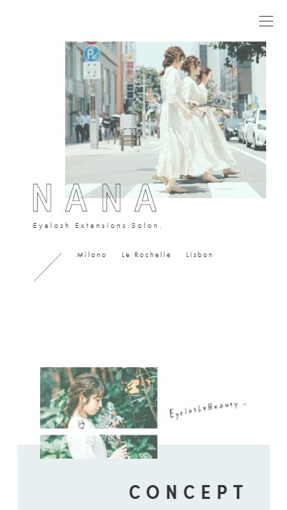 NANA【公式】福岡で口コミで人気のマツエク(まつげエクステ)&ネイル|福岡市中央区天神