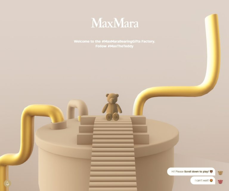 MAXMARABEARINGGIFTS | Gift Ideas Collection | Max Mara