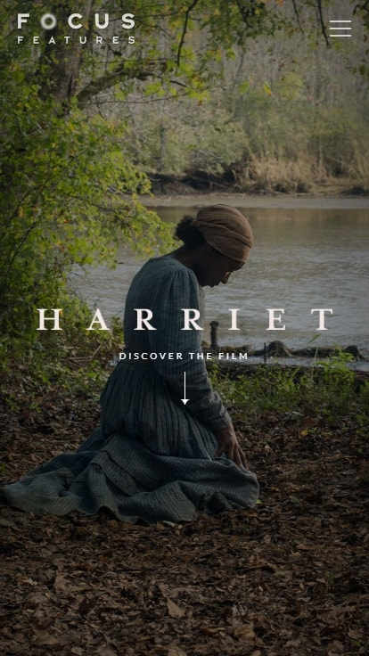 Harriet | Official Web Site | Trailers and Release Dates | Focus Feature