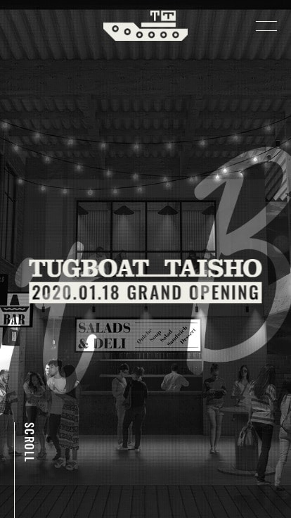 TUGBOAT_TAISHO | 2020.1.18 大正区にグランドオープン