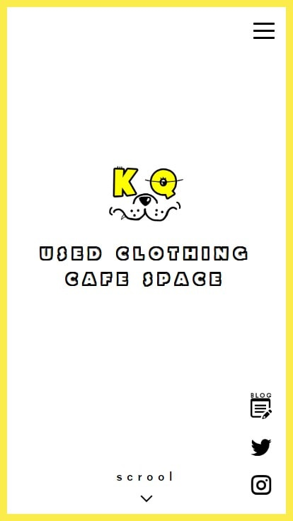 KQ USED CLOTHING CAFE SPACE