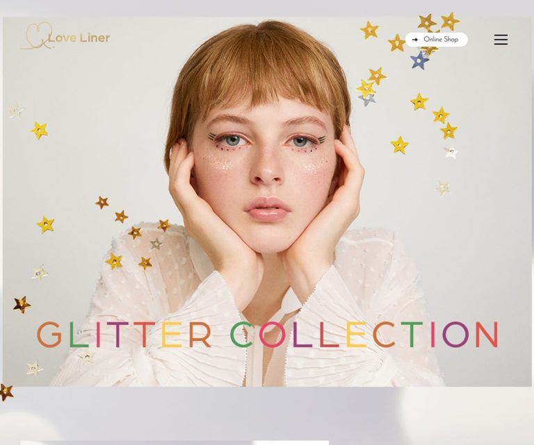 GLITTER COLLECTION | Love Liner(ラブ・ライナー) オフィシャルサイト
