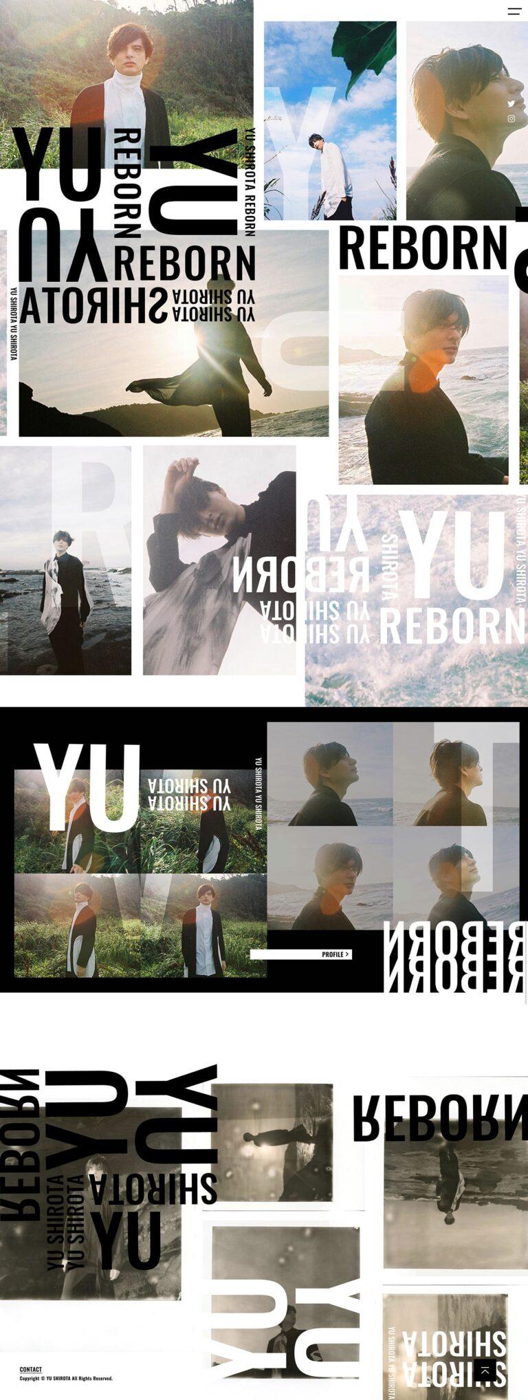 城田優 - YU SHIROTA 公式サイト